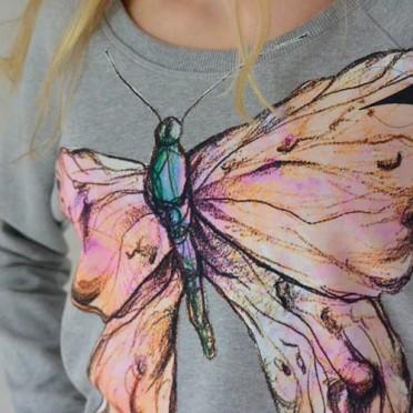 Butterfliege