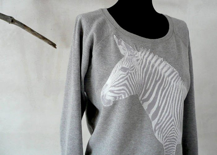 zebra pulli